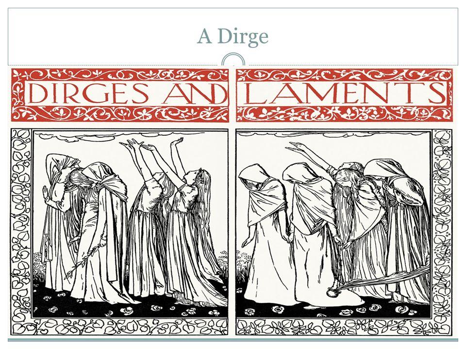 A Dirge