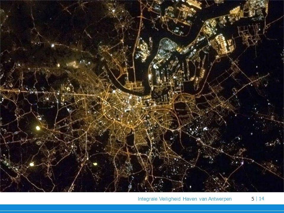 46 Integrale Veiligheid Haven van Antwerpen   14 Bedreigingen (VI) Scenario's 1.