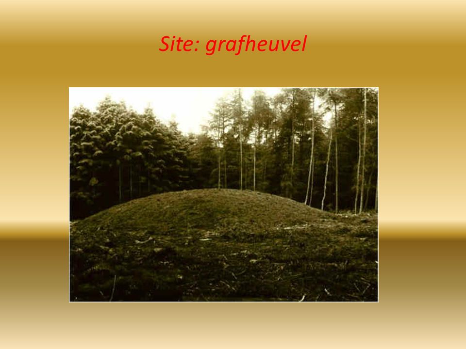 Site: grafheuvel