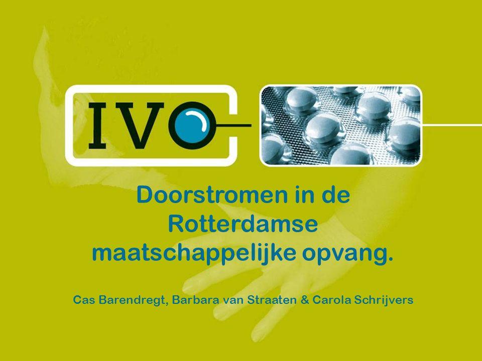Doorstromen in de Rotterdamse maatschappelijke opvang.