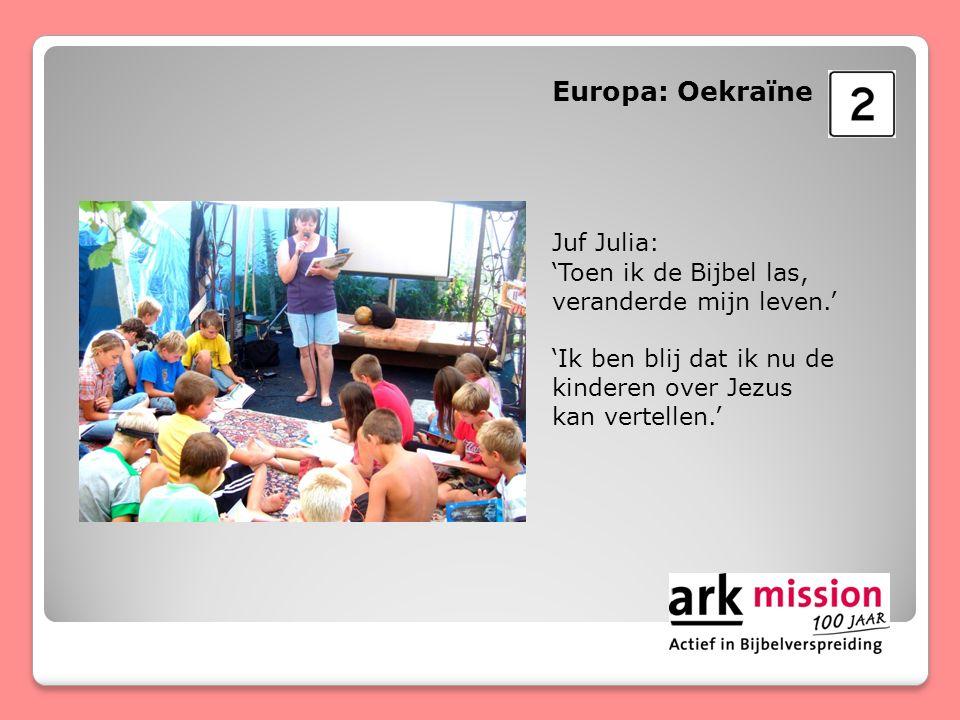 Afrika: Ghana 16.000 Jezus Messias Stripboeken Ghana: Veel kinderen en ouderen spreken alleen de eigen stamtaal.