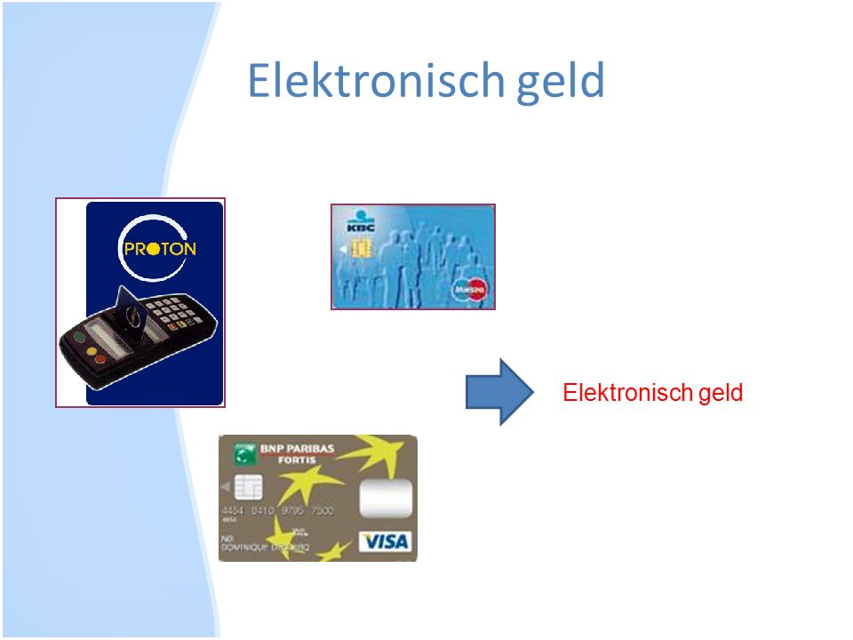 Elektronisch geld