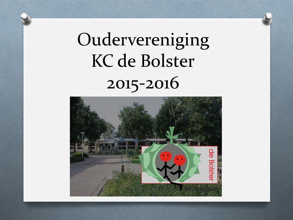 Oudervereniging KC de Bolster 2015-2016
