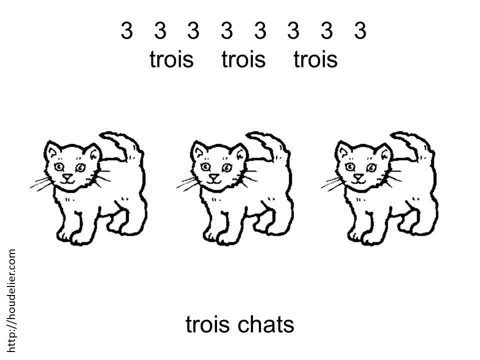 3 3 3 3 trois trois trois trois chats http://houdelier.com