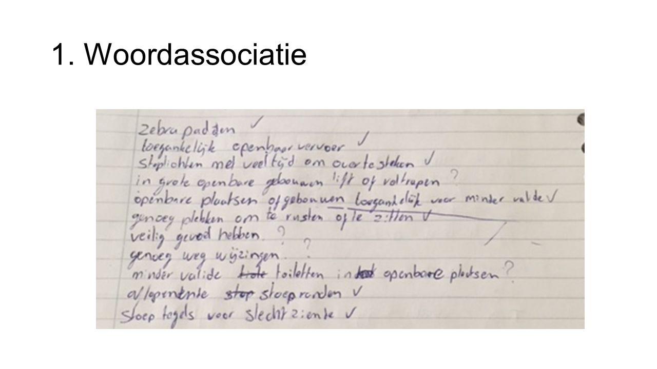 2. Beeldassociatie
