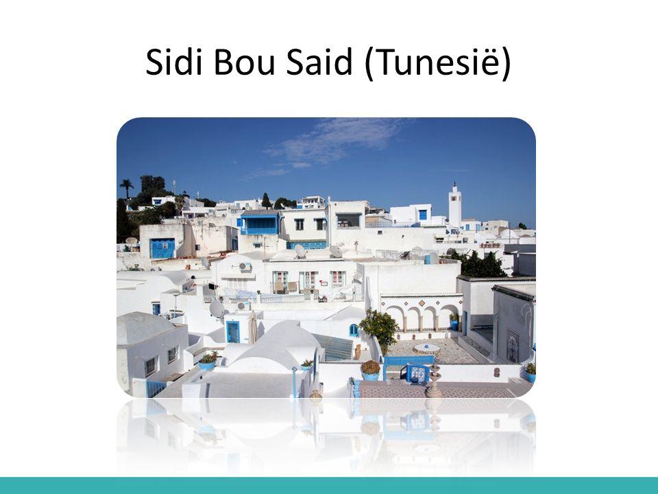 Sidi Bou Said (Tunesië)