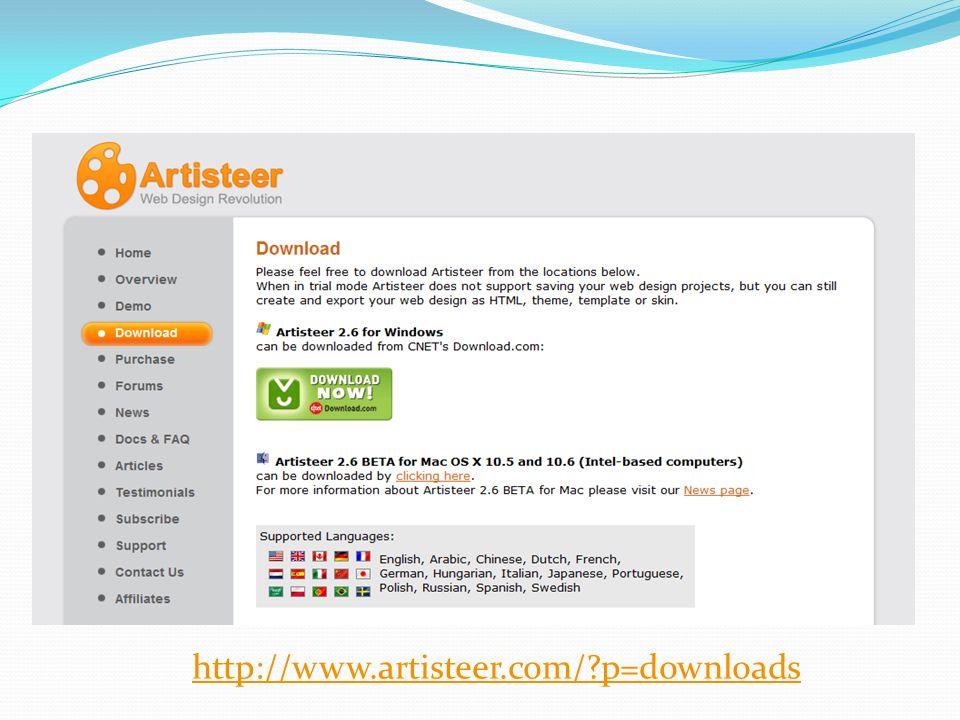 http://www.artisteer.com/ p=downloads
