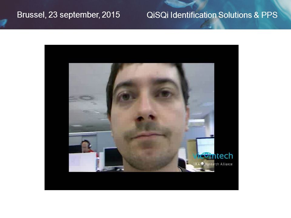Brussel, 23 september, 2015 QiSQi Identification Solutions & PPS