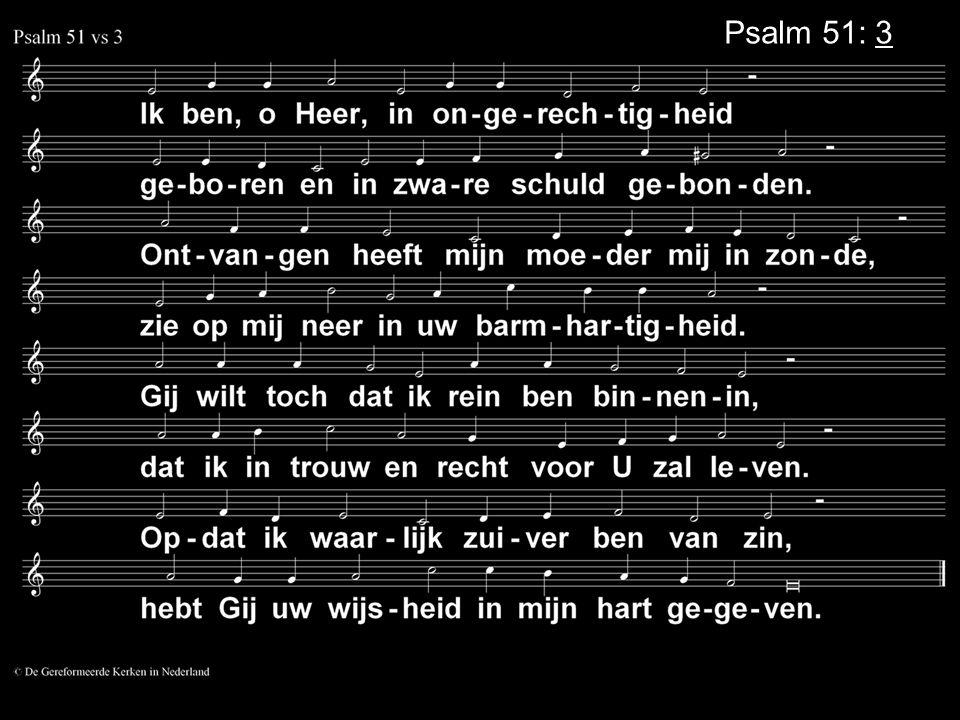 Psalm 51: 3