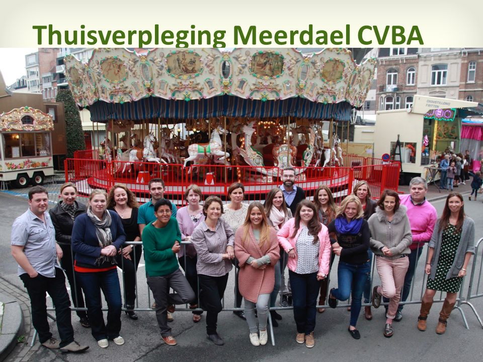 15 of 15 Thuisverpleging Meerdael CVBA