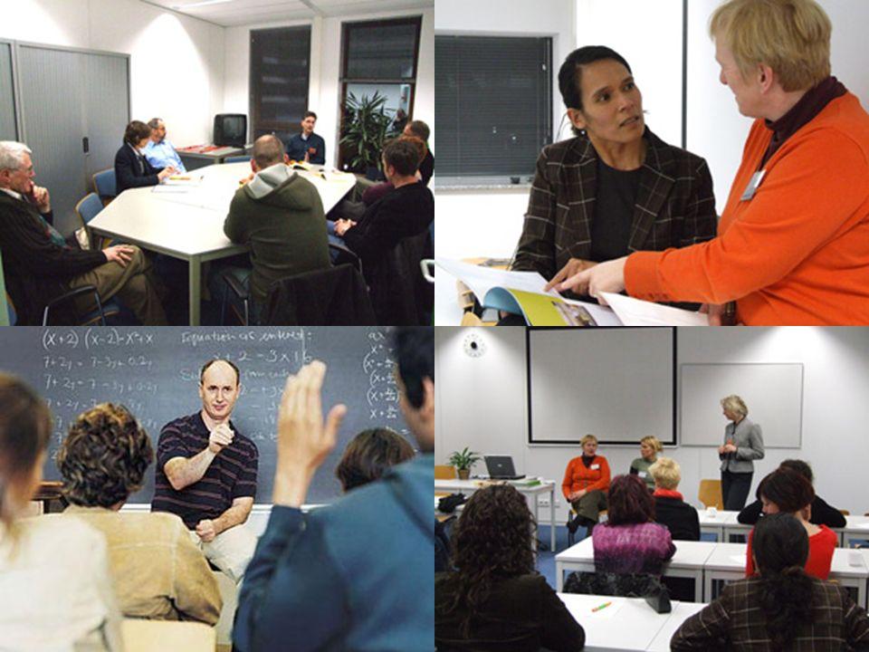 taken ontwikkelen / reviseren / actualiseren van onderwijsmateriaal leven lang leren: update van kennis en vaardigheden informeren van anderen over een onderwerp
