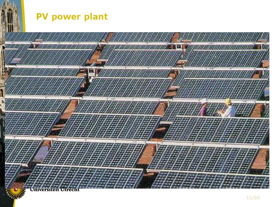 PV power plant 11/64