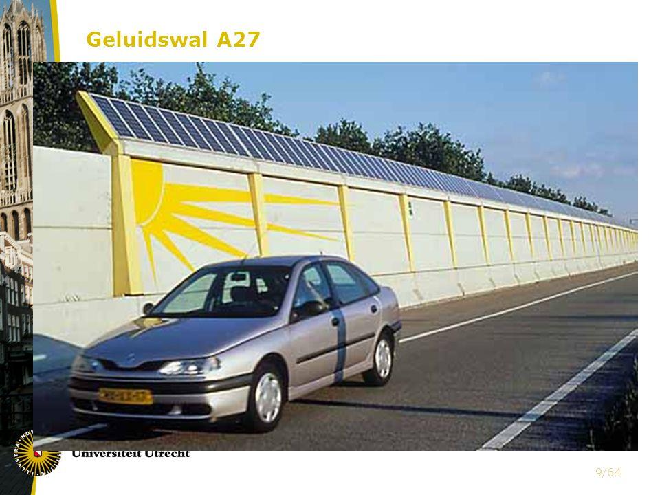 Geluidswal A27 9/64