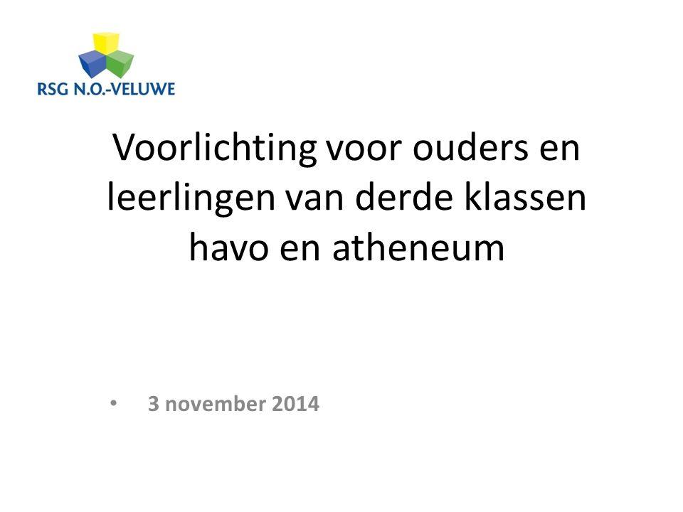 Even voorstellen P.R. de Bruin Decaan mavo-havo-vwo P.debruin@rsgnov.nl