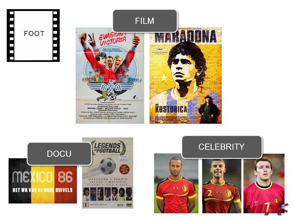 G-Sport FILM DOCU CELEBRITY