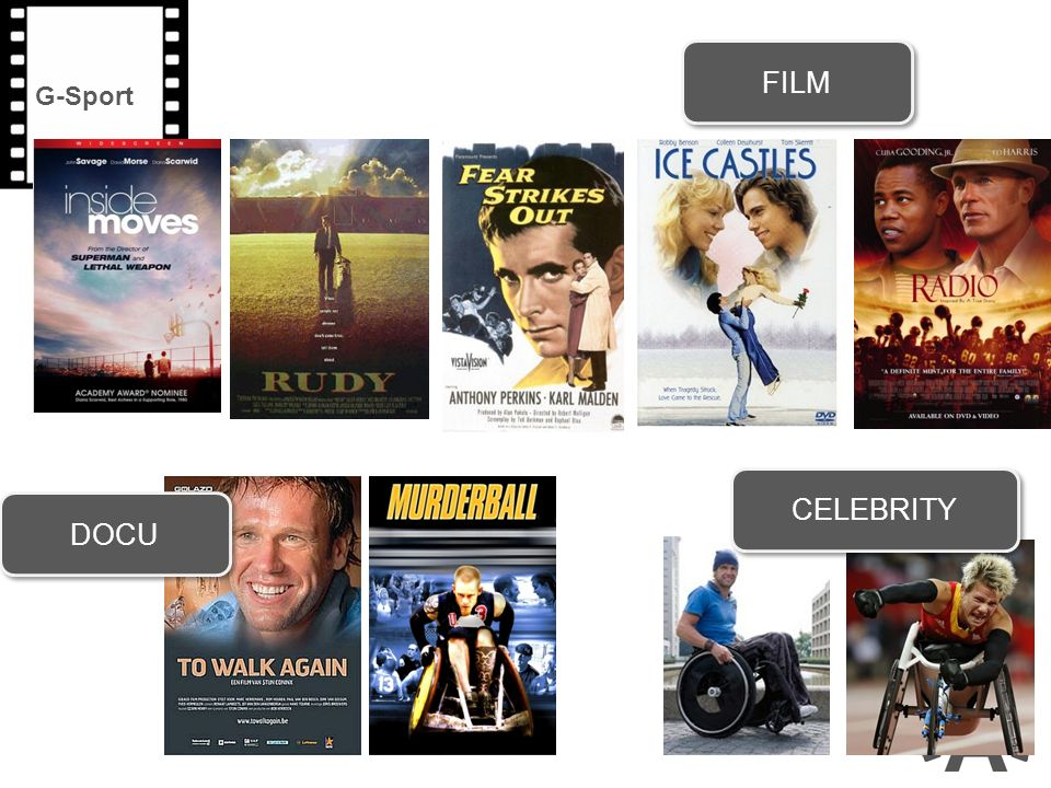 Andere Thema- of Sport- FilmFestivals