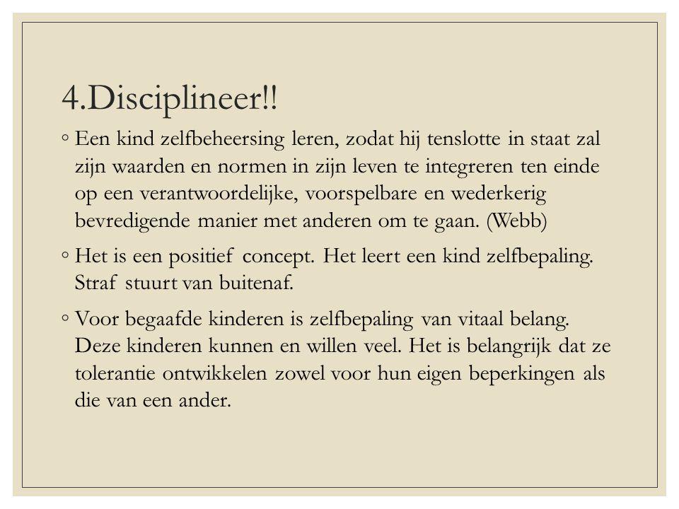 4.Disciplineer!.