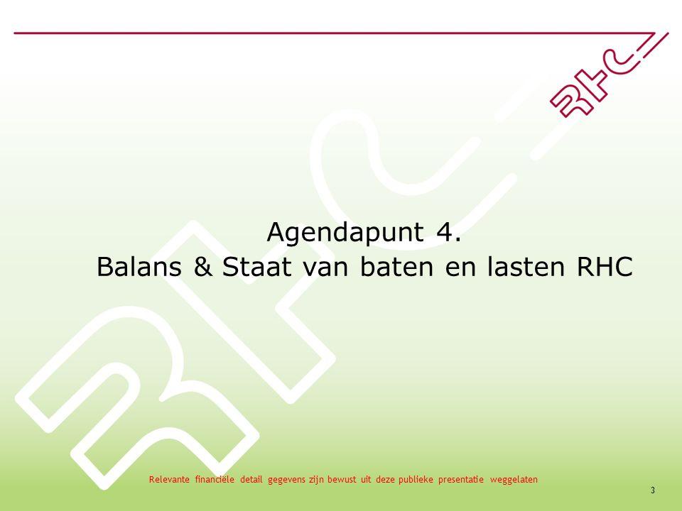 3 Agendapunt 4.
