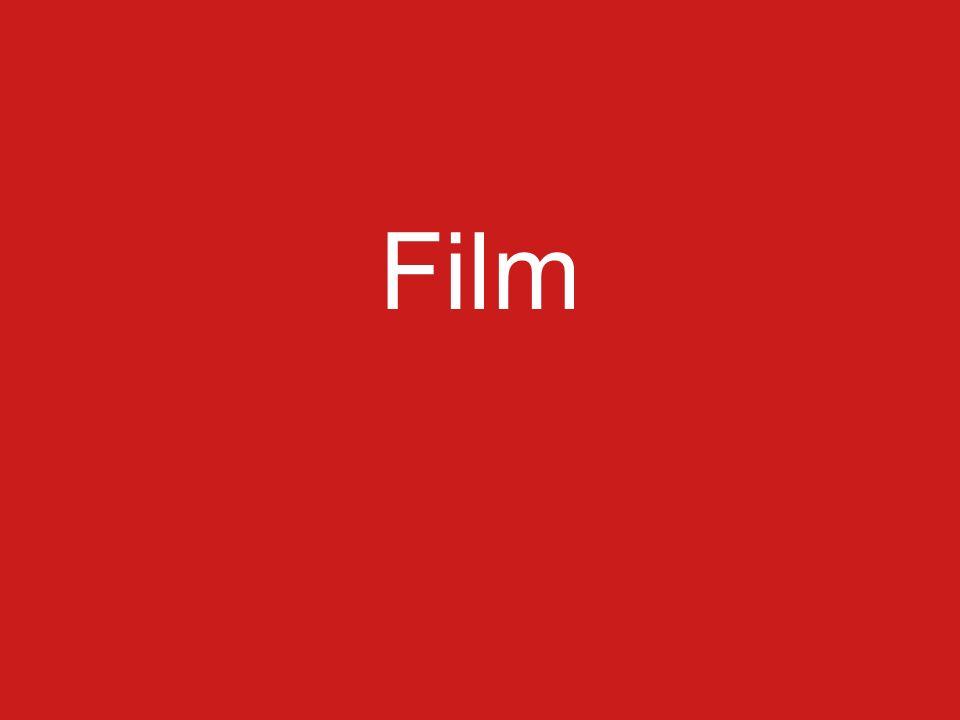Welke soorten film zijn te onderscheiden en wat zijn de verschillen?
