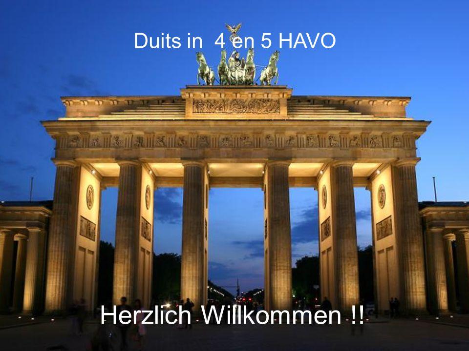 Waarom Duits.Duits is de taal van onze belangrijkste handelspartner, tevens ons buurland.