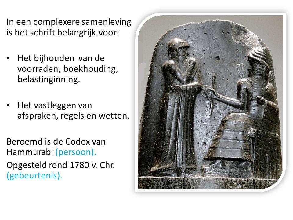 De Codex Hammurabi kende de doodstraf onder meer voor : 1.