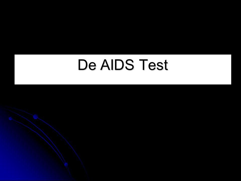 De AIDS Test