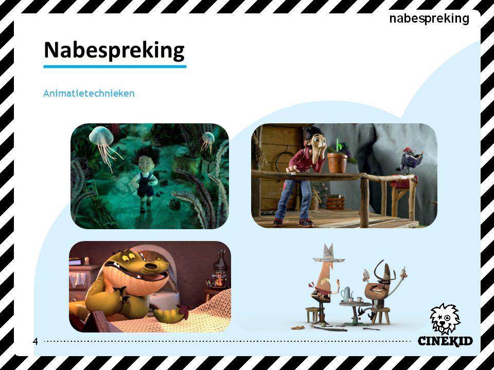 Nabespreking Animatietechnieken 4