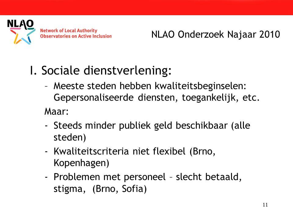 11 NLAO Onderzoek Najaar 2010 I.
