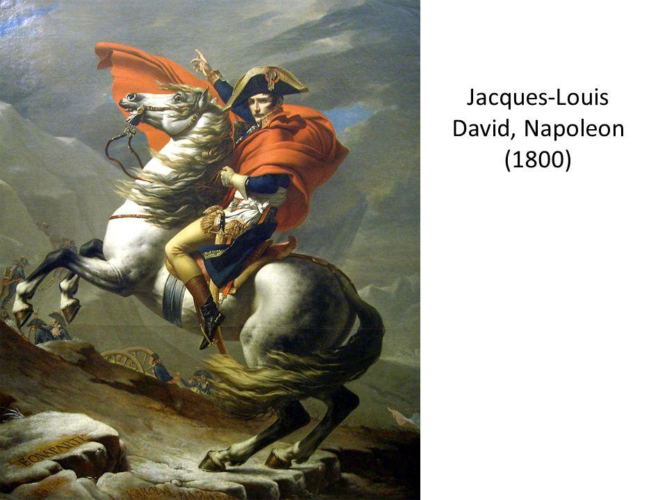 Jacques-Louis David, Napoleon (1800)