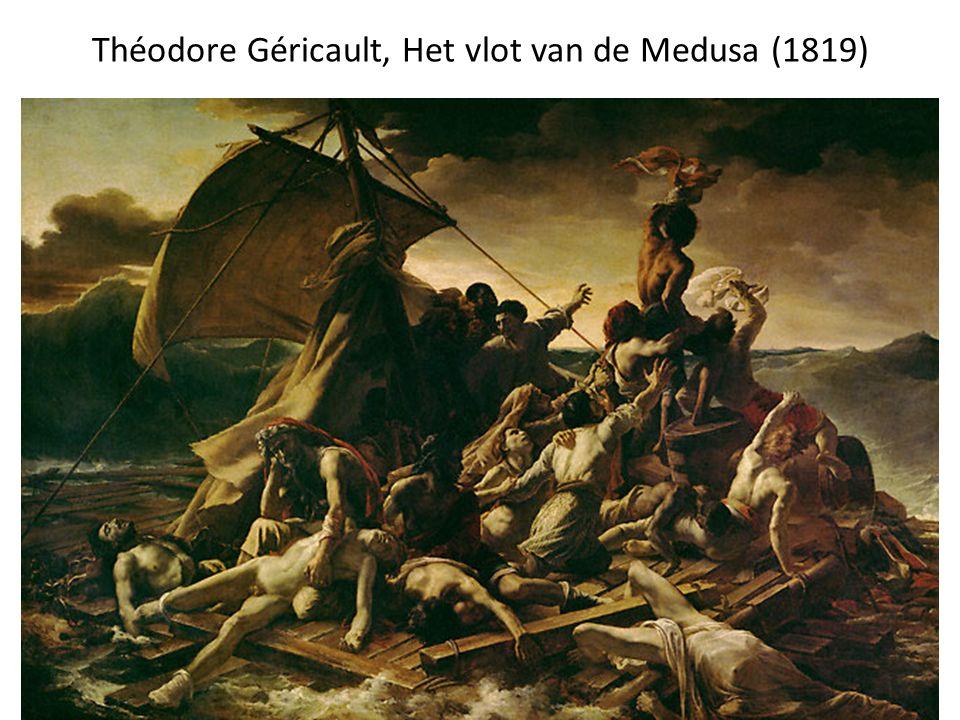 Théodore Géricault, Het vlot van de Medusa (1819)