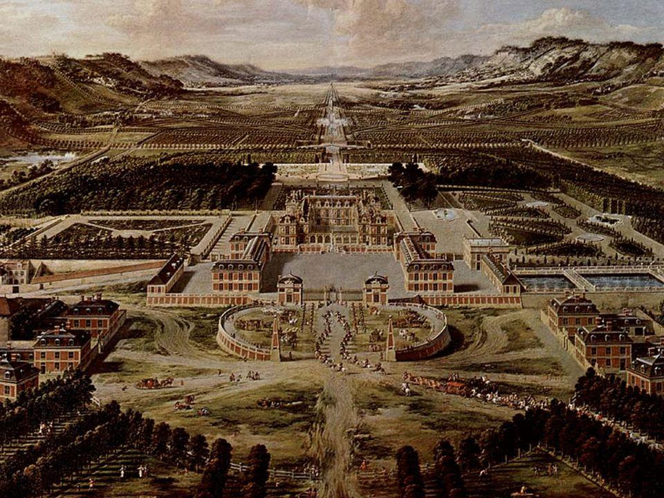 Lodewijk de XIVde Waarom zou hij zichzelf de Zonnekoning noemen? Om zijn absolute macht te onderbouwen verklaarde hij dat hij zijn macht rechtstreeks