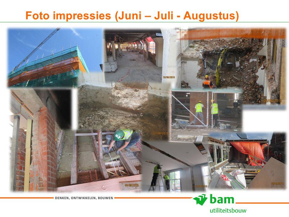 Foto impressies (Juni – Juli - Augustus) 5