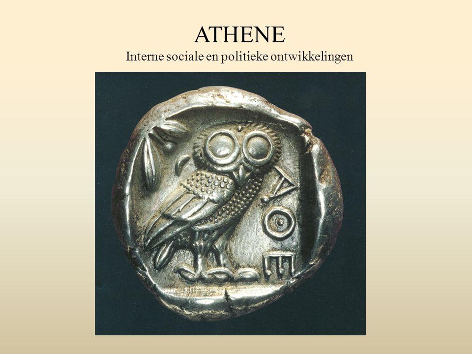 ATHENE Interne sociale en politieke ontwikkelingen