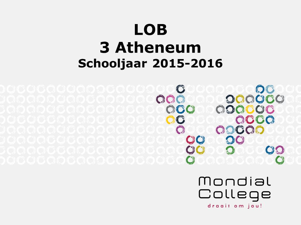 Entree Insight LOB-methode Digitaal systeem LOB = Loopbaanoriëntatie en begeleiding