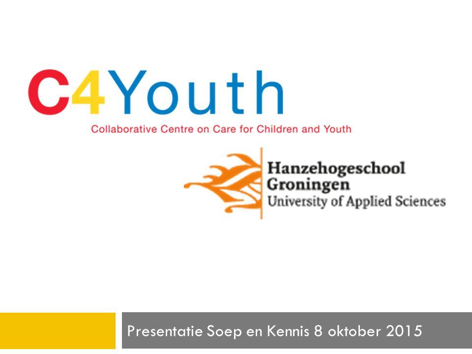 Presentatie Soep en Kennis 8 oktober 2015