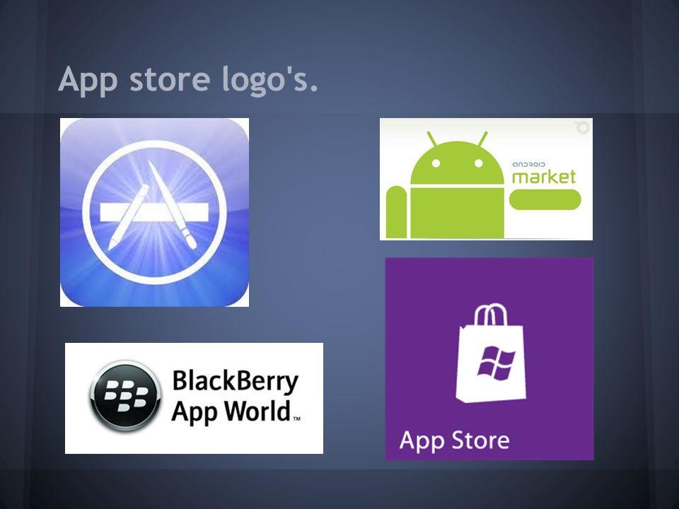 App store logo s.