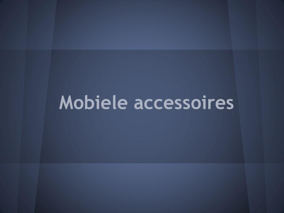 Mobiele accessoires