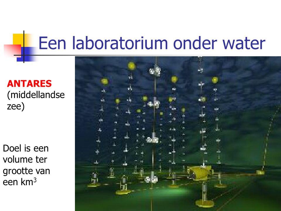 Neutrino's vangen in de toekomst