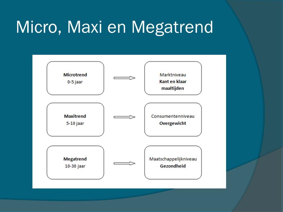 Micro, Maxi en Megatrend