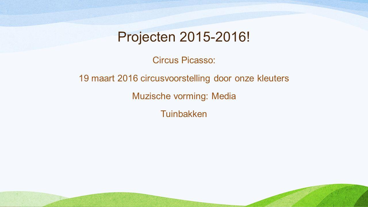 Projecten 2015-2016.