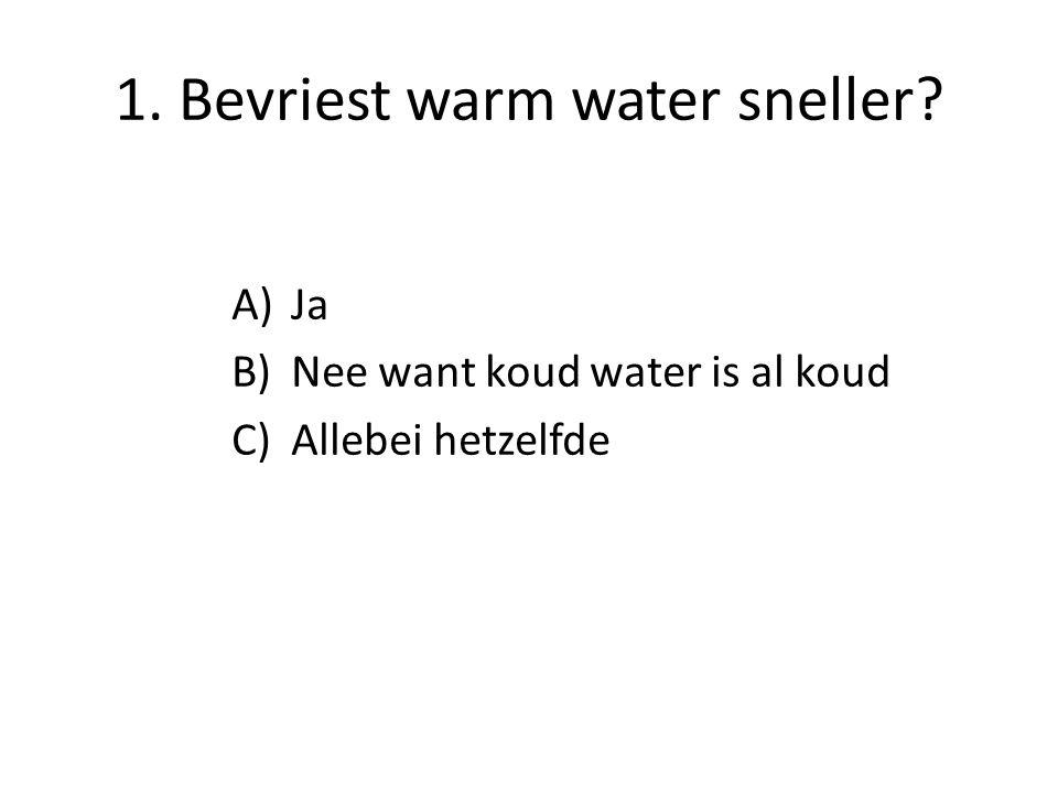 Raar maar waar! De grote KBW-quiz voor en door groep 8A!