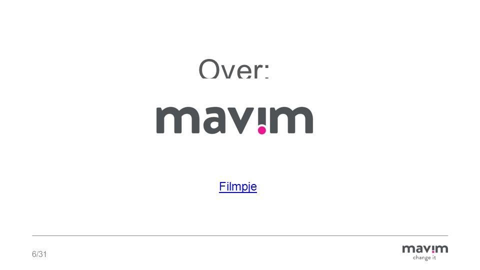 7/31 i Mavim, de organisatie