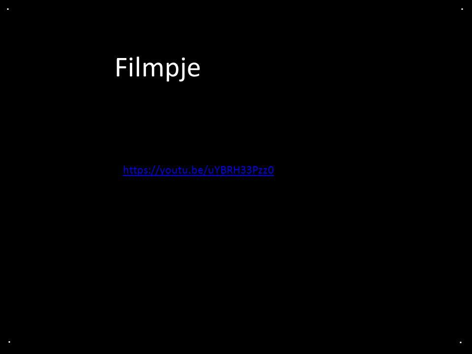 .... https://youtu.be/uYBRH33Pzz0 Filmpje