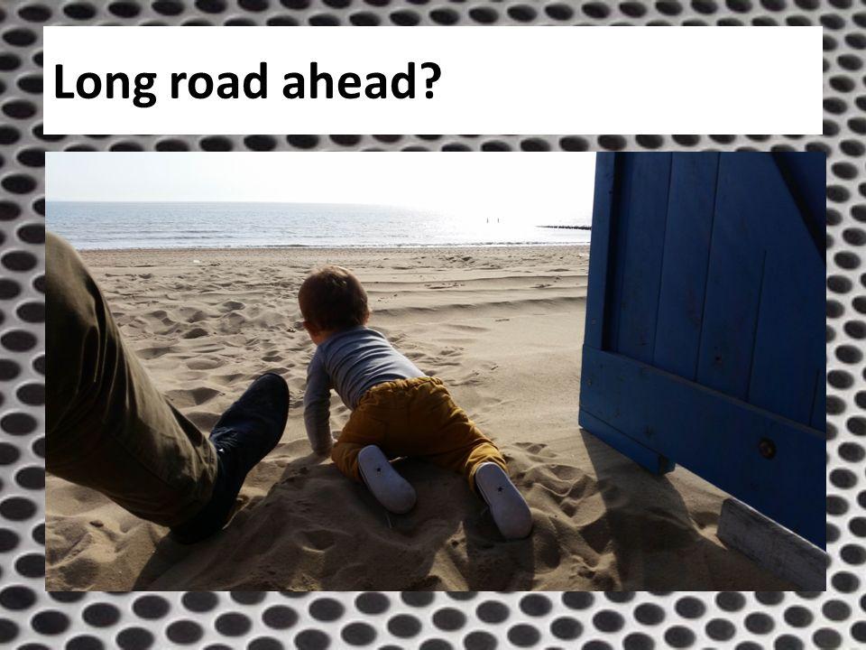 Long road ahead?