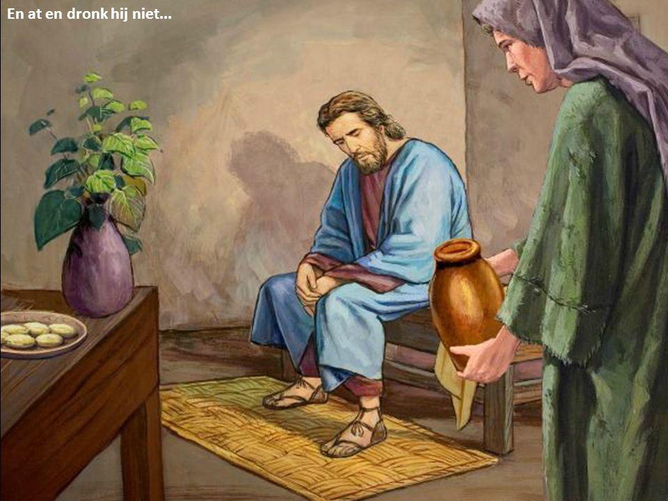 De Heere verscheen aan Ananias en vertelde hem naar Saulus te gaan…