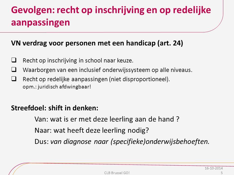 Inschrijvingsrecht 16-10-2014 6 CLB Brussel GO.
