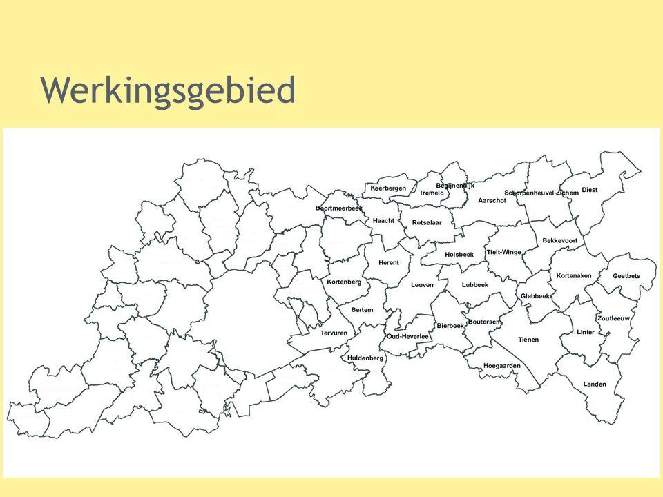 Panal vzw Opdrachten Netwerk Samenwerking partners optimaliseren.