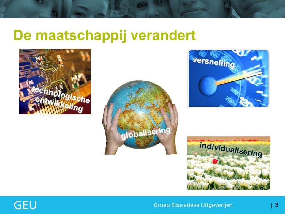 33 De maatschappij verandert globalisering technologischeontwikkeling versnelling individualisering
