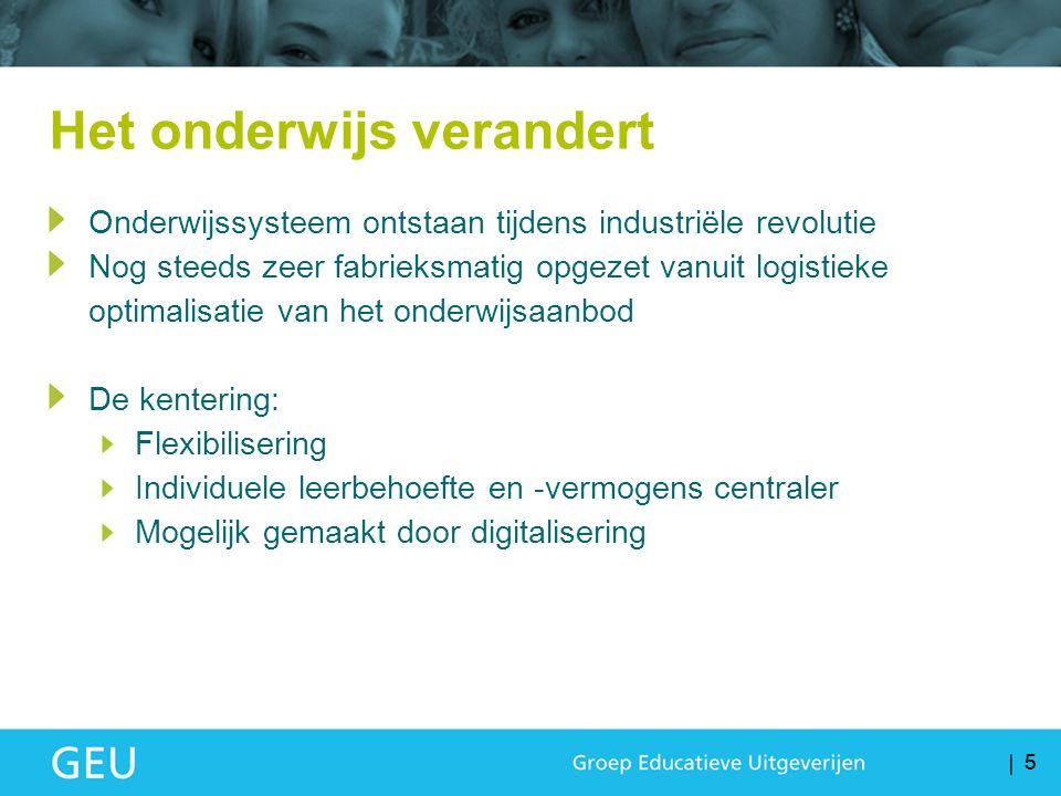16 Digitaal leerlingvolgsystemen 16
