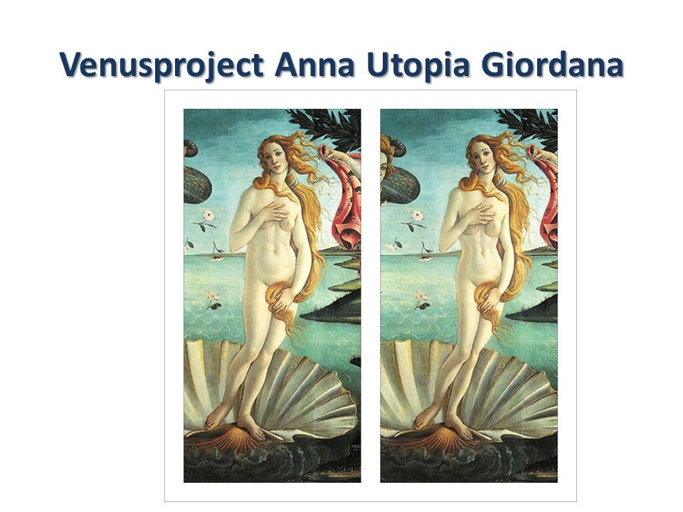 Venusproject Anna Utopia Giordana